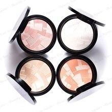 Brand Makeup illuminator maquiagem Bronzer & Highlighter Star light face Makeup Blush 23 makeup brush