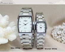 Onlyou marca de lujo reloj de cuarzo de las mujeres señoras de los hombres reloj de vestir boss oro plata relojes de pulsera mujer reloj de acero inoxidable 8893