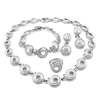 free shipping!! 2014 italian silver jewelry sets/ african jewelry set