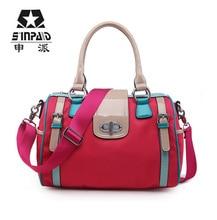 """Fashion female package Nylon shoulder bag aslant lady bag handbag wholesale distribution waterproof laptop bags travel bag"