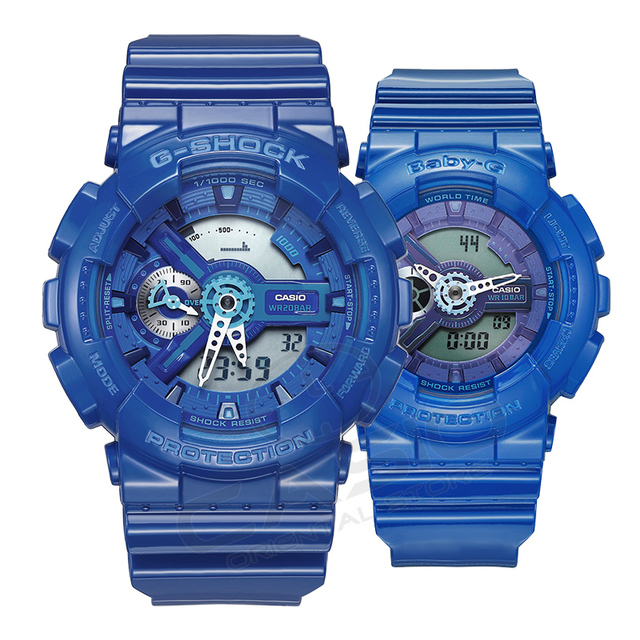 790450fbbee5 CASIO g-shock baby-g Mens Women Watch Fashion Couple Watches Male Quartz  Wrist