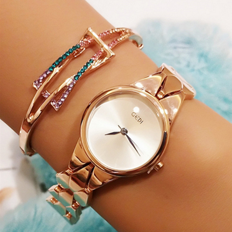 New Dropshipping  Fashion Women Watches Elegant Luxury Wristwatch Relogio Feminino Womens Top Brand