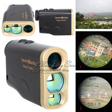 Free Shipping!1000M Waterproof Laser Rangefinder Telescope Distance Speed Measurement for Outdoor Hunting Golf