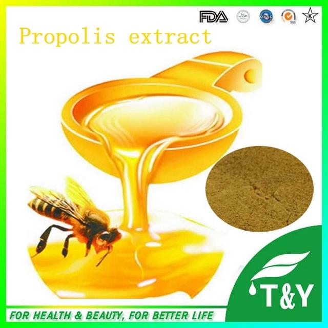 Melhor qualidade extrato de própolis de abelha com preço competitivo 100g