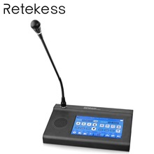 RETEKESS T120 Digital Wireless Conference System Interpreter Unit for Digital Infrared Voice Distribution System with Headphone interactive voice response system for college automation