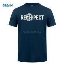 b830cccf1a91 GILDAN mens t shirts Quality Print New Summer Style Cotton Respect 2 Re2pect  Derek Jeter Captain