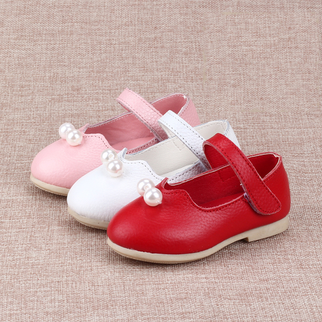 Baby Girl Shoes Leather First Walkers Infant Bootees Children Rubber Boots Sapato Infantil Menino Booties Footwear 503083