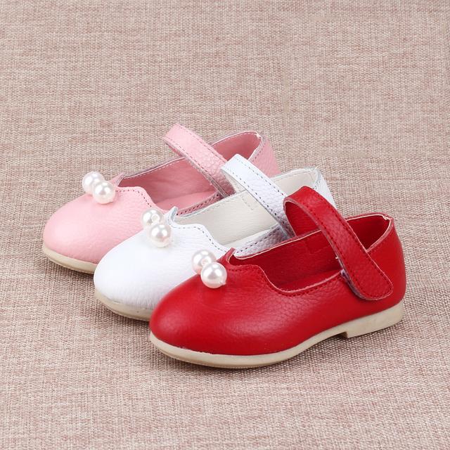 Menina Sapatos de Couro do bebê Primeiros Caminhantes Sapatinhos Infantis Crianças Botas De Borracha Sapato Infantil Menino Sapatinho Calçado 503083