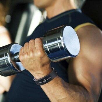 Bracelet Silicone Magnetique