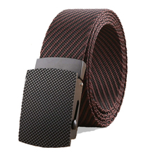 Nylon Casual Canvas belt High quality for men Army Tactical