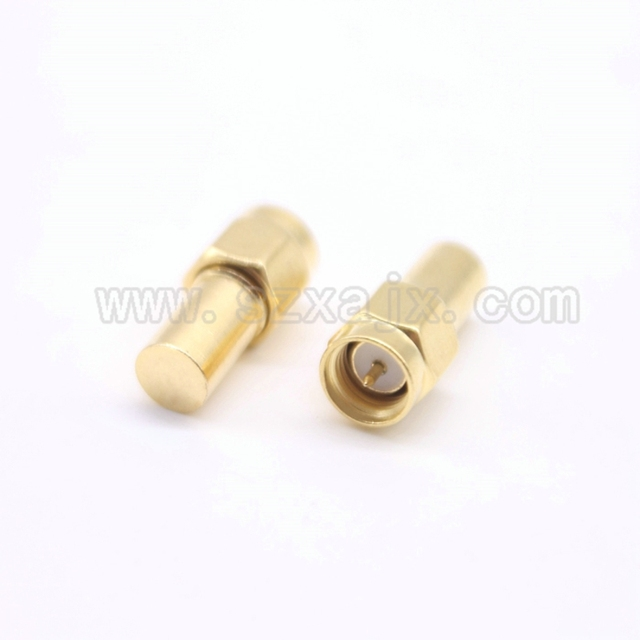 RF Coaxial connector SMA male dummy adapter 1W 50 ohm sma dummy Load connector free shipping