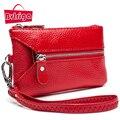 BVLRIGA Женщин сумки женщин бумажника кошельки ключ держатель мешка высокое качество Сцепления сумку доллар цена кошельки на молнии известный бренд