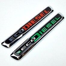 Эко дизель хром авто эмблема табличка автомобильный Стайлинг значок для нового Mopar- ram 1500 3.0L стикер