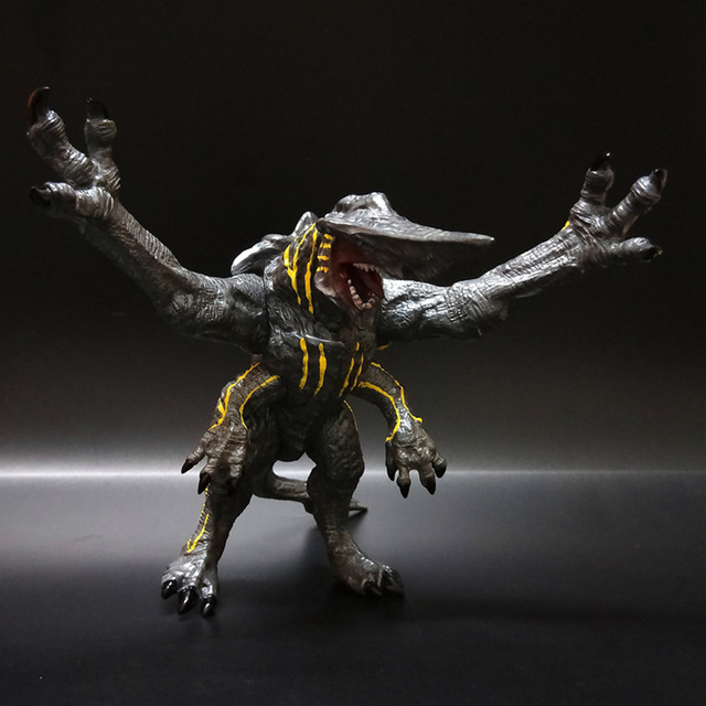 3 Type Pacific Rim Jaege Kaiju Knifehead Uprising Kaiju
