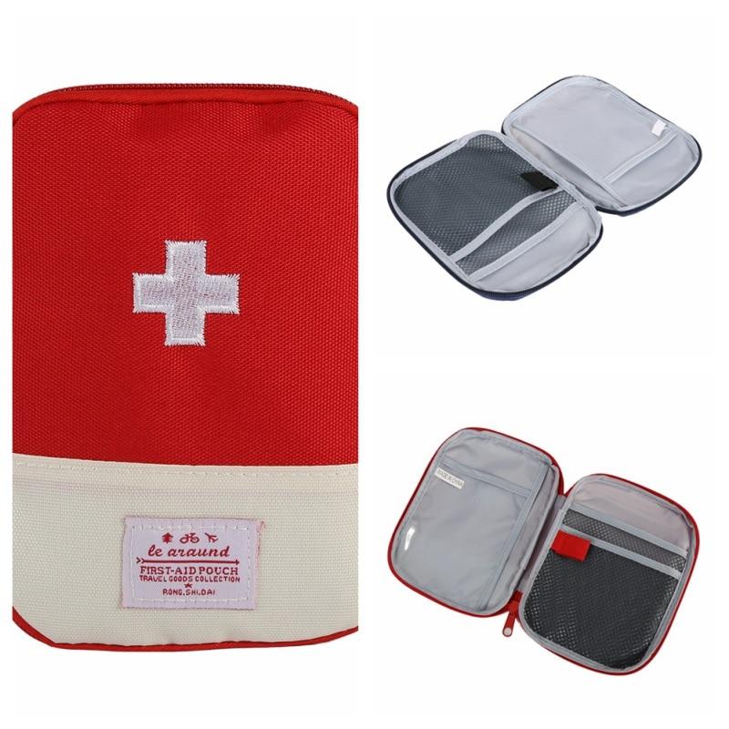 Të dobishme 1 copë portative në natyrë Kit Mjekësore Qese Survival Qëllimi i Ndihmës së Parë Kit Mjekësore Urgjente Survival Bag H2 qese