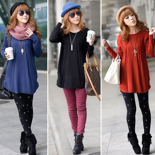 Winter Sweater Styles 2017 89