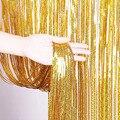3ft * 8ft Fornite Party Dekoration Neue Jahr der Regen Auf Die Wand Hochzeit Geburtstag Party Dekorationen Erwachsene Lametta Weihnachten
