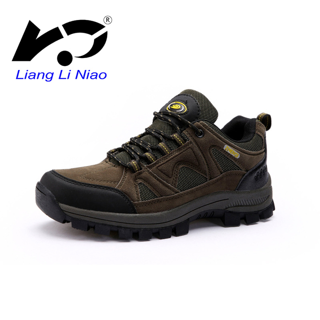 Hiking Boots Men's Trekking Walking Shoes