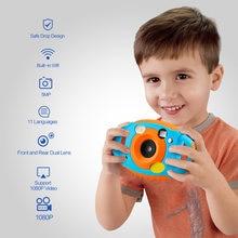 Newly Mini Kids Digital Camera Shockproof HD Screen Display