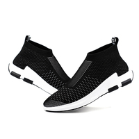 Sport Sneakers Men S Shoes Running Shoes Flywire Technology Athletic Trainers Red Black Cushioning Running Shoes