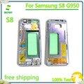 Корпус Корпуса для SM-G9500  средняя рамка  металлический корпус для Samsung Galaxy S8 G950