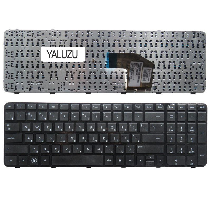 все цены на YALUZU Laptop Keyboard for HP FOR Pavilion G6 G6-2000 G6Z-2000 g6-2100 G6-2163sr AER36Q02310 R36 RU онлайн