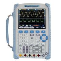 5 In 1 60MHZ Handheld Oscilloscope DMM Spectrum Analyzer Frequency Counter Arbitrary Waveform Generator Hantek DSO8060