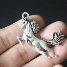 Horse Pendant Charms for Jewelry Making DIY Handmade Necklace Bracelet Jewelry Accessories