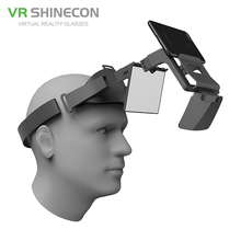 High Quality New Design Smart AR Glasses Video Augmented Reality VR Glasses  Headset For AR