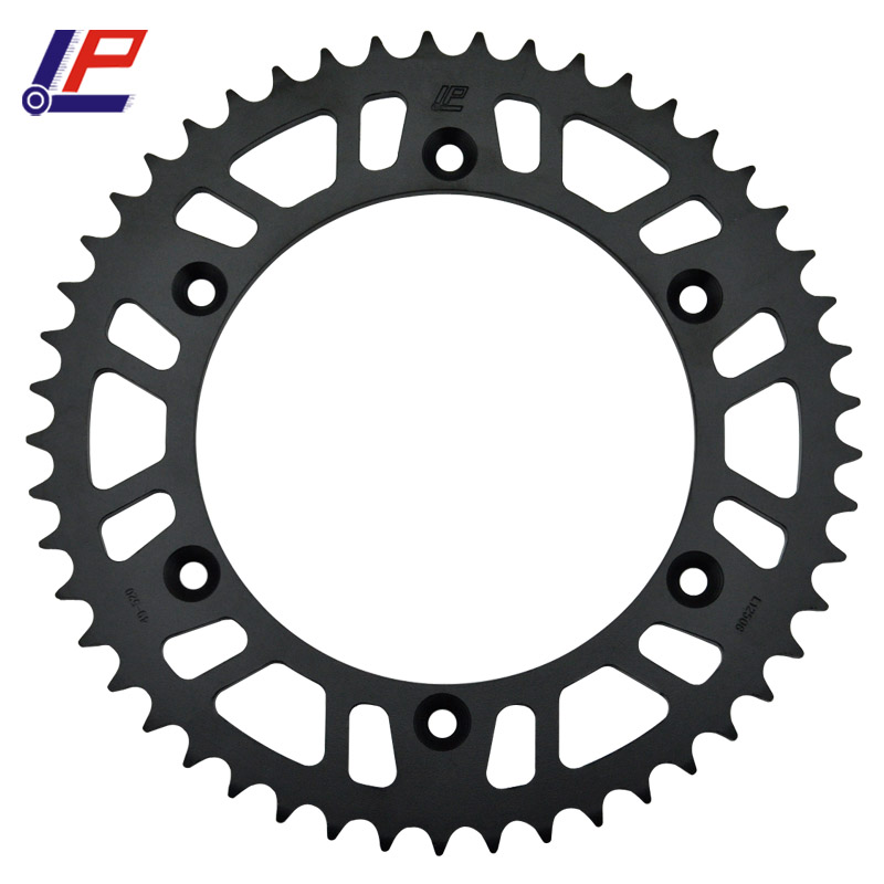 LOPOR 520-49T Motorcycle Rear Sprocket For Yamaha YZ250 D/F/G/H/J/T/U/W/WR-W,YZ400 F-K