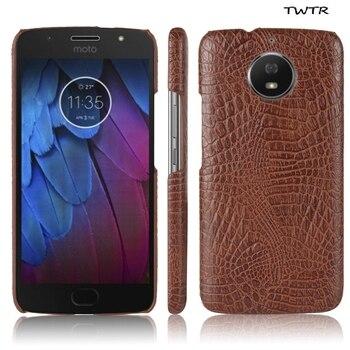 5e701c7f11e Funda para Motorola Moto G5s Plus G5sPlus XT1803 XT1805 XT1806 funda  protectora para teléfono para Moto G 5S Plus rígida marco de la PC de la  cubierta