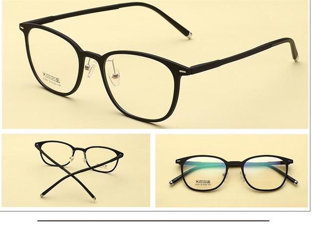 9aed3c6c1d Vintage Woman Myopia Glasses Optical Ultra Light Women Men Eyeglasses Frame  Boys Girls Round Spectacle Men