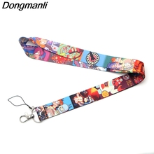 L2771 Futurama lanyards id badge holder keychain ID Card Pass Gym Mobile Badge Holder Lanyard key
