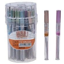 2 pièces 0.5 /0.7mm coloré crayon mécanique plomb Art croquis dessin couleur automatique crayon plomb recharges 2B couleur au hasard