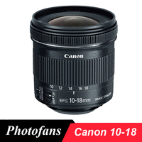 Canon 10 18mm Lens Canon EF S 10 18 mm f/4.5 5.6 IS STM Lens for Canon 450D 550D 650D 700D 760D 60D 70D 80D 7D T3i T5i