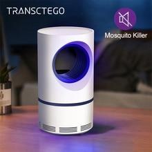 Лампа-убийца от комаров, USB мощная лампа-убийца насекомых, жучок, ловушка от комаров, УФ-фонарь, светильник для помещений, светодиодный светильник от комаров