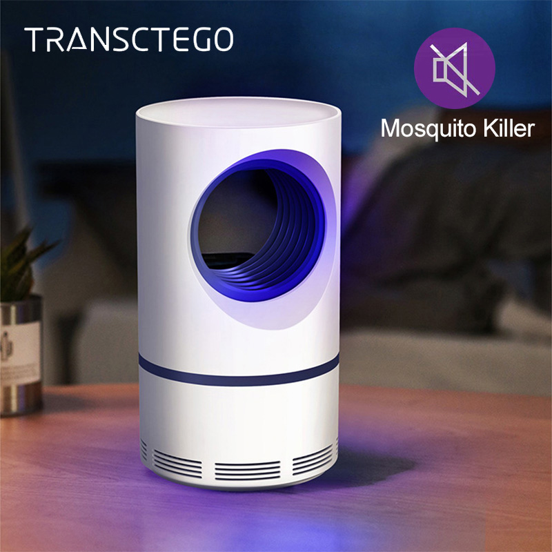 Moskito Mörder Lampe USB Power Insekten Mörder Bug Zapper Moskito Falle Flie UV Laterne Licht Indoor LED Mückenschutz Lampe