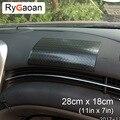 RyGaoan 28 см x 18 см супер липкий Универсальный Большой размер приборной панели автомобиля Волшебный Противоскользящий коврик нескользящий лип...