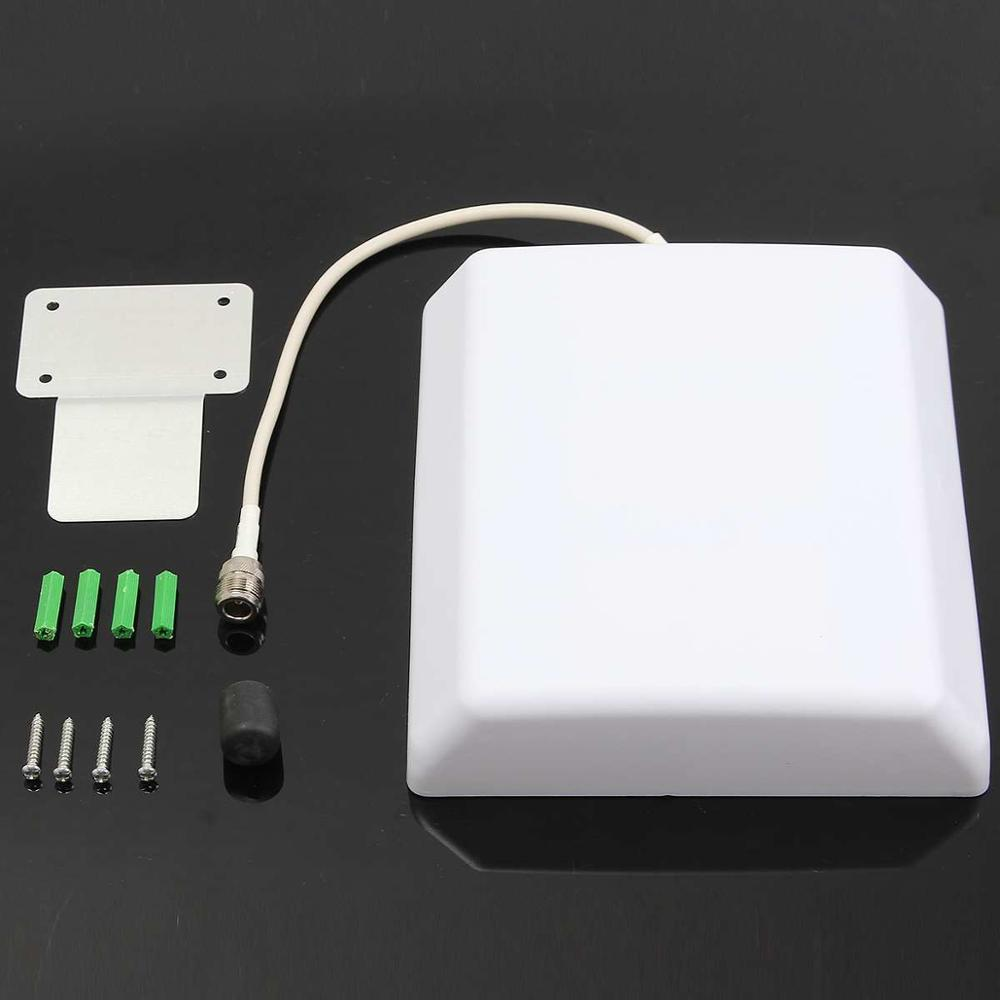 LEORY Indoor Panel Antenna 800-2500mhz Internal Panel Antenna For WIFI GSM 3G DCS CDMA Cell Phone Signal Repeater Booster