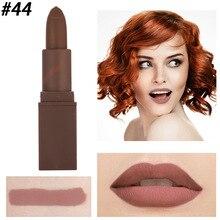 Lipstick set Lip gloss makeup color waterproof matte square tube moisturizer MISS ROSE vitamins sale products nutrition