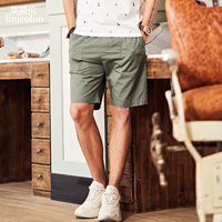 Enjeolon Military Shorts Men Short Hombre Masculino Men'S Sports Streetwear Sweatpants Joggers Pantalon Army KZ6383
