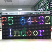P5 SMD2121 RGB full color led display module,indoor LED panel, 1/16 scan 320*160mm, text, pictures, video show