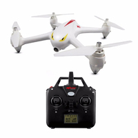 MJX B2C FPV Drone 1080P HD WIFI Camera Drone GPS Dual Mode Altitude Aircraft Brushless RC Racer Quadcopter