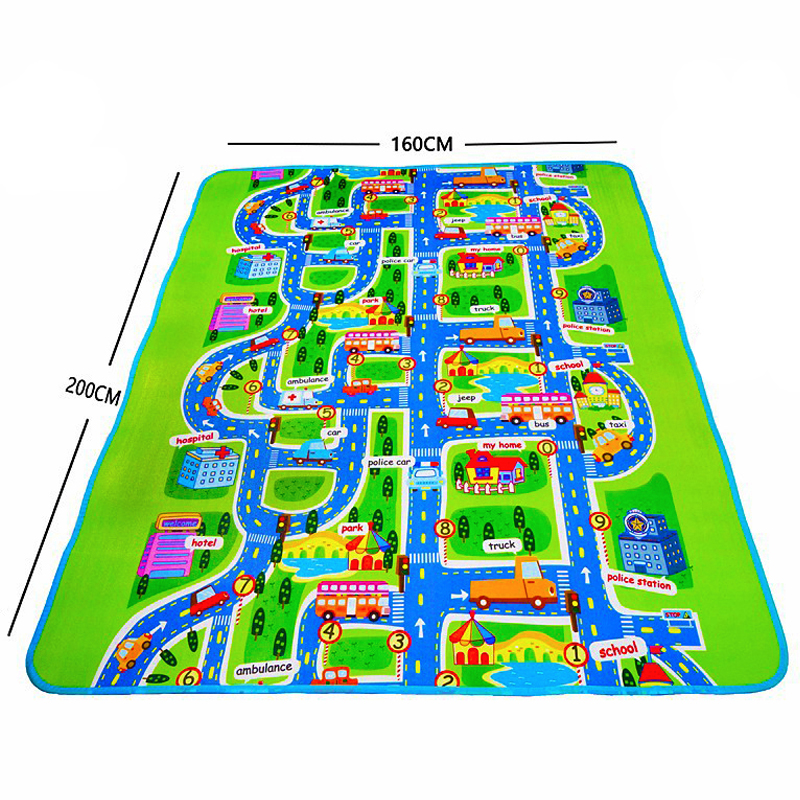 Kids Rug Developing Mat Eva Foam Baby Play Mat Toys For Children Mat Playmat Puzzles Carpets In The Nursery Play 4 Dropshipping #2