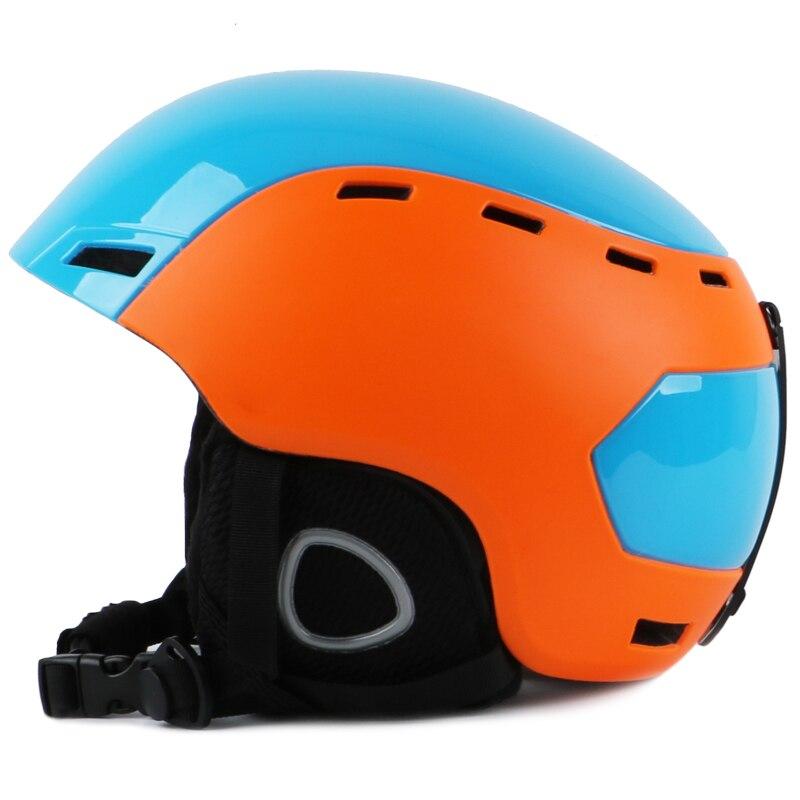 Casque de Ski Snowboard casque de patinage ultraléger intégral-moulé sécurité Skateboard Snowboard casque de Ski