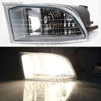 MZORANGE Front Fog Light Fog Lamp For Toyota PRADO 120 2700 4000 For Land Cruiser LC120