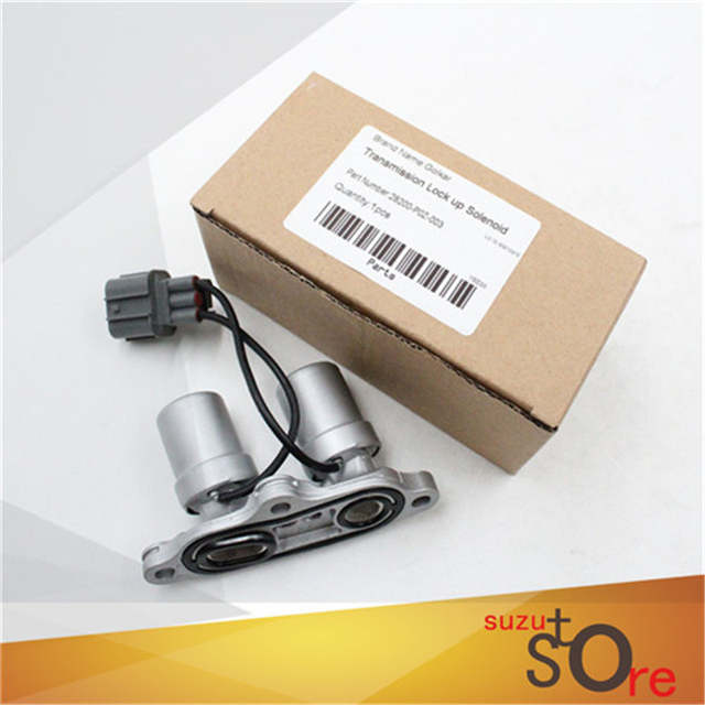 US $59 79 8% OFF|28200 P0Z 003 28200POZ003 Transmission Lock up Solenoid  Fits For Honda Accord Odyssey Acura 6 Cylinder-in Automatic Transmission &