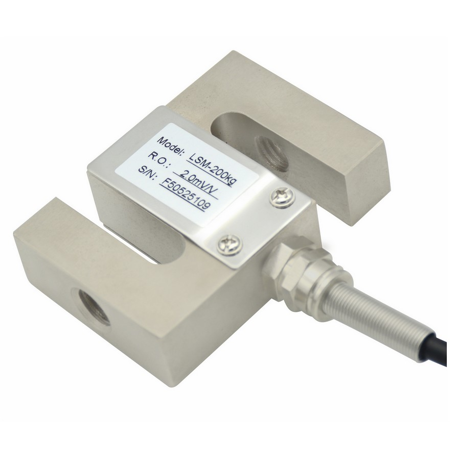 S beam load cell 20kg type cells 200N pull - Load force sensor store