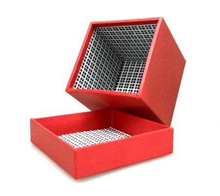 Le cadeau rouge noir édition limitée (Gimmick et Instructions en ligne), mentalisme tour de magie, prophétie, gros plan, illusion, amusement, scène