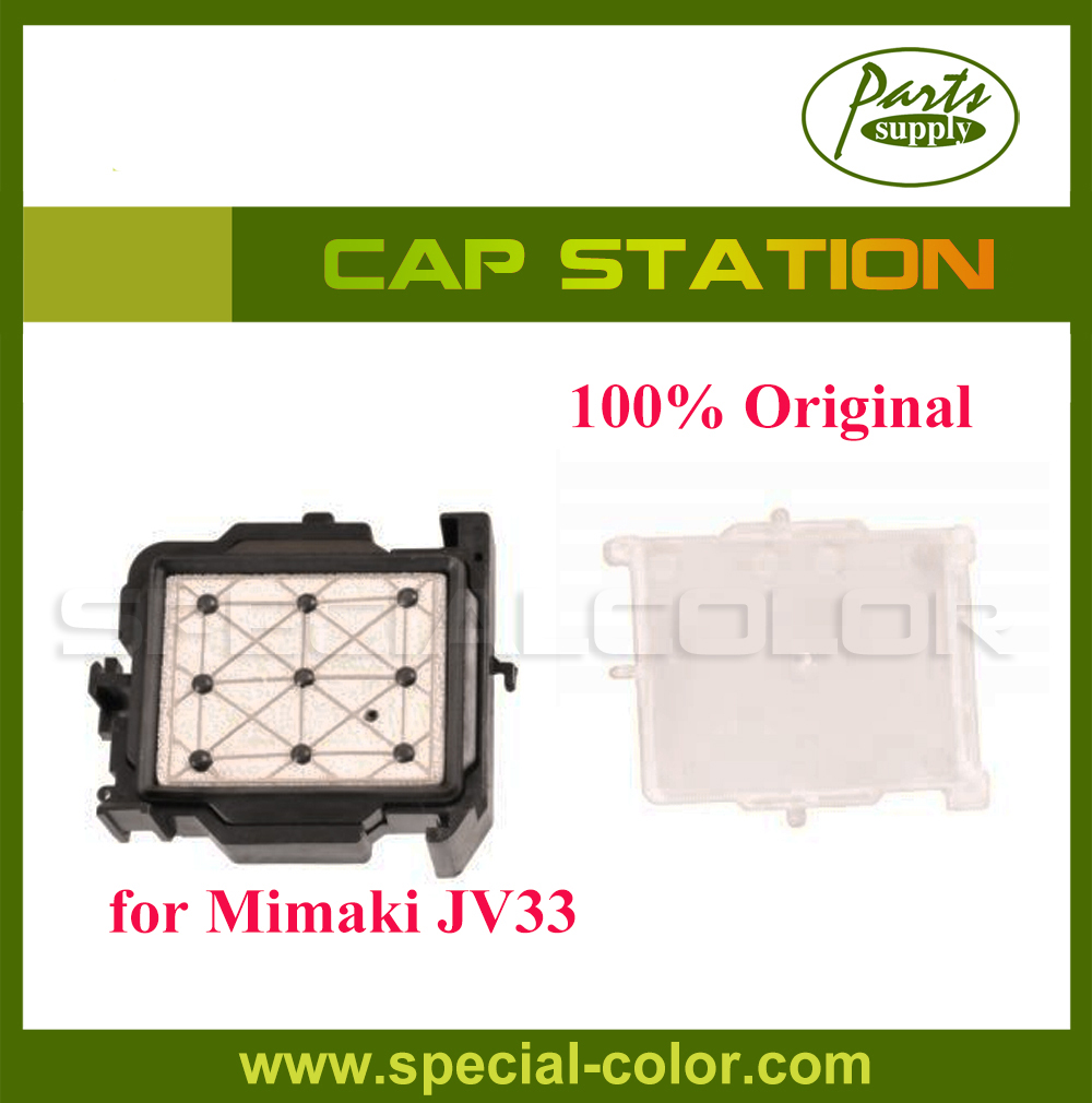100% Original Mimaki DX5 Solvent Capping Station Top for Mimaki JV33 Cap Top eco solvent printer dx5 singel capping station system for galaxy with 1 original capping